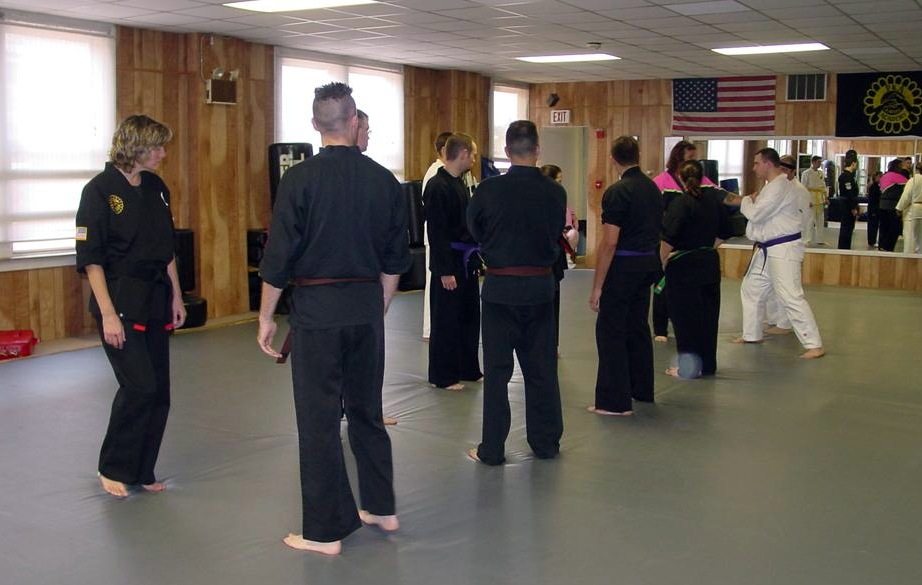 kenpo technique
