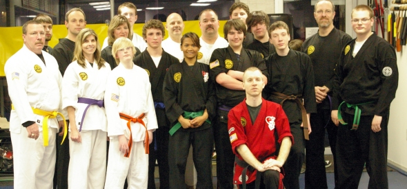 Adult Kenpo Classes in Pittsburgh