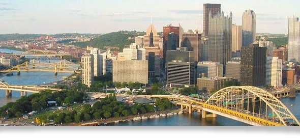 The Golden Triangle - Pittsburgh PA