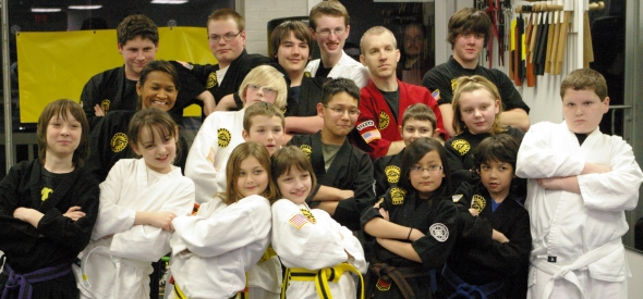 Core and Extreme Skillz Kenpo Training in Pittsburgh