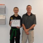 PKA Karate-Pittsburgh-Kids-Karate-Kenpo-Martial-Arts-All-American-Award-1st-Semester-2012-Teens